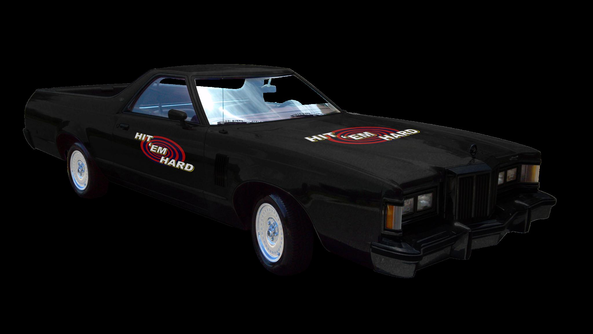 Matte Black Car Photo editing